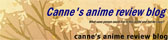 Canne's Anime Review Blog